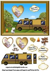 Golden Caravan Anniversery