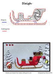 Christmas Sleigh If