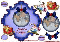 Peace Around the World Qs