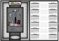 Tools Calendar 2016