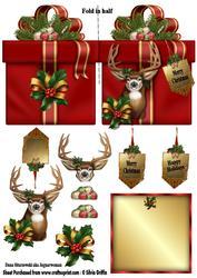 Package with Stag - Deer Sbs