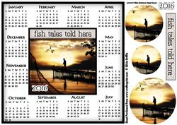 Fishtales 2016 Calendar