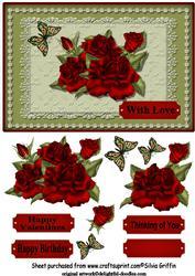 Red Roses Sbs