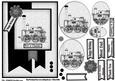 Antique Locomotive Py