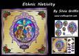 Ethnic Nativity Mini Kit
