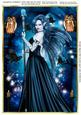 Autumn Blue Gothic Fairy