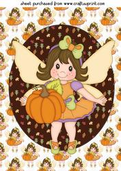Thanksgiving Fairy Topper 1
