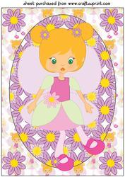 Flower Fairy Topper 3
