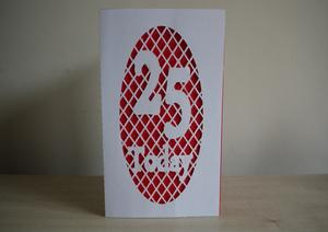 Card Templates Numbers