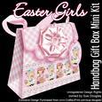 Handbag Gift Box Easter Girls