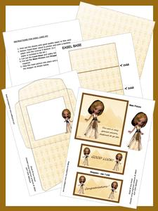 Destined to Go Far- Easel Card Kit