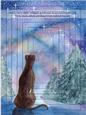 Starry, Starry Night - Whippet, Greyhound A4 Pyramid Topper