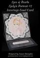 Lace & Pearls Lady's Portrait #2