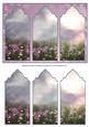 Summer Meadows Triptych