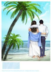 Tropical Beach Walk 2
