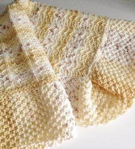 Jack & Jill Baby Blanket