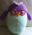 Beaky Knitting Pattern