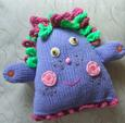 Loopy Loo Knitting Pattern