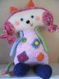 Twinkle, Twinkle Kitty Doll Knitting Pattern