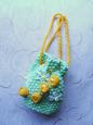 Buttercups and Daisies Child's Bag Knitting Pattern
