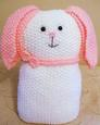 *bubbles Bunny* Knitting Pattern