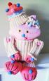 *clover Cupcake* Kitty Doll Knitting Pattern