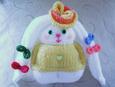 *buttercup Bunny* Knitting Pattern