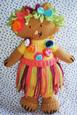 *hula Lula* Kitty Doll