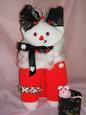 *a Christmas Kitty* Knitting Pattern