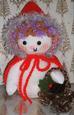 *mrs Christmas Knitting Pattern