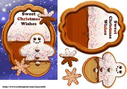 Gingerbread Cookies Quick Step by Step