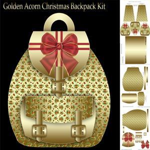 Golden Acorn Christmas Bakcpack Kit