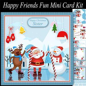 Fun Palls Mini Card Kit