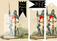 Ye Olde Knight Father's Day Bookmark Card