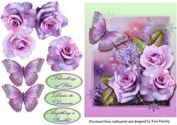 Dare to Dream Purple