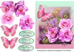 Dare to Dream Pink