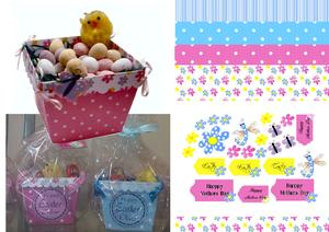 Easter Chocolates Gift Box