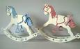 3D Rocking Horse Card Studio Cutting File