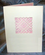 Entwined Hearts Collection Card No 1 A5 Size