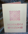 Entwined Hearts Collection Order of Service Cover