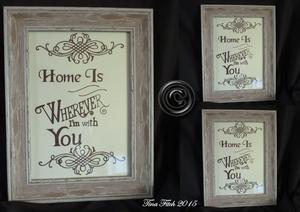 Home is Where Cricut
