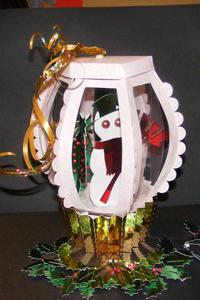 3D Templates Christmas