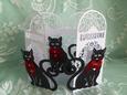 Just Purrfect Cat Door Card - GSD