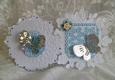 Scalloped Layered Cards 21 & 22 - craftrobo/cameo