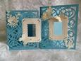 Scalloped Layered Cards 29 & 30 - craftrobo/cameo