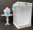 3D Birthday Cupcake Stand & Box - craftrobo/cameo
