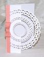 Round Heart Bow Card - MTC