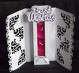 Best Wishes Tealight Card Wrap - MTC