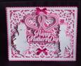 Mother's Day Children Card - craftrobo/cameo