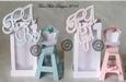 3D Babys Highchair & Box - SVG